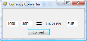 Real-Time Forex Currency Converter Built in 5 Minutes