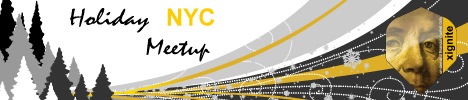 Click Here for the Stout NYC Meetup Invite
