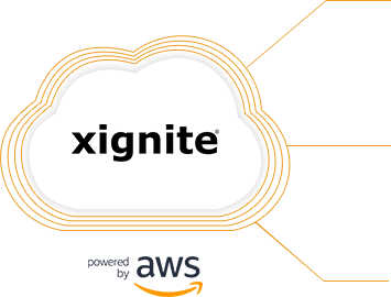 Xignite cloud image
