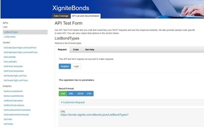 Xignite-Bonds-API-Screenshot