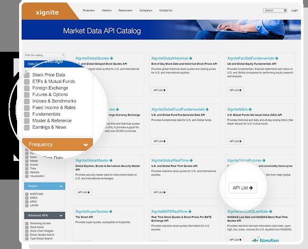 Our API Catelog Image