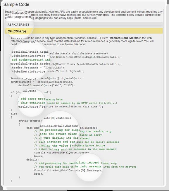 Sample Code Image