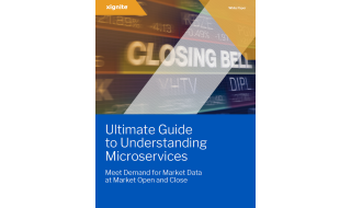 Xignite Ultimate Guide to Understanding Microservices