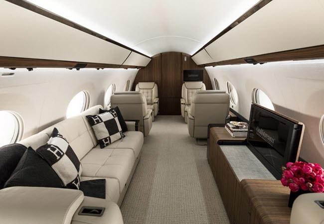 Xignite Market Data on Gulfstream Jet